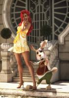 Roger Rabbit revisited by Nihil-Novi-Sub-Sole
