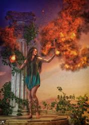 Phoenix by Nihil-Novi-Sub-Sole