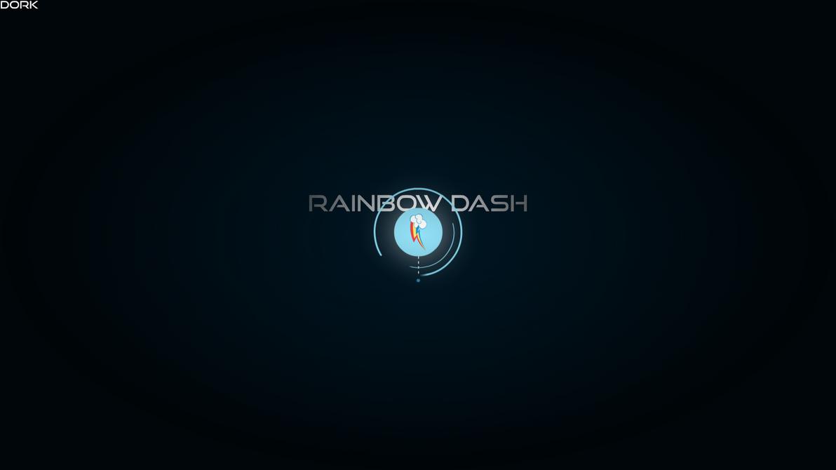 Rainbow Dash Wallpaper - 1920x1080 by Yunguy1