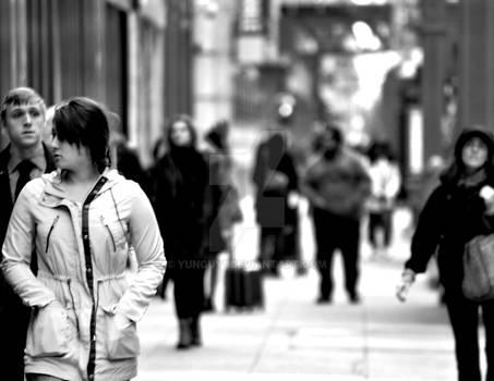 [ Photography ] Sidewalks of Chicago