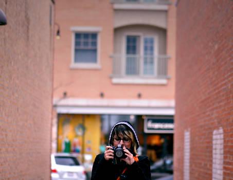 [ Photography ] Inbetween Two
