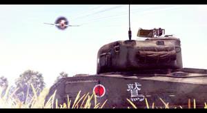 [ War Thunder ] Incoming Ruskie!!