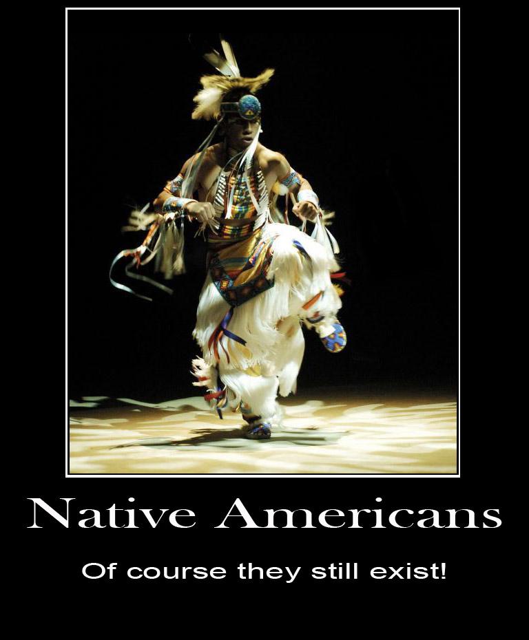 Native American by djwagLmuffin