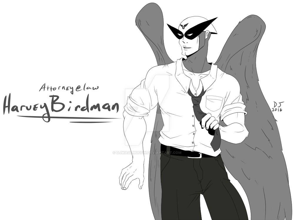 Birdsexy by djwagLmuffin