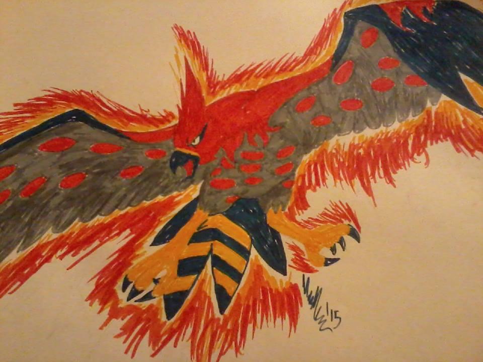 Flare Blitz v2 by JashinsAngel