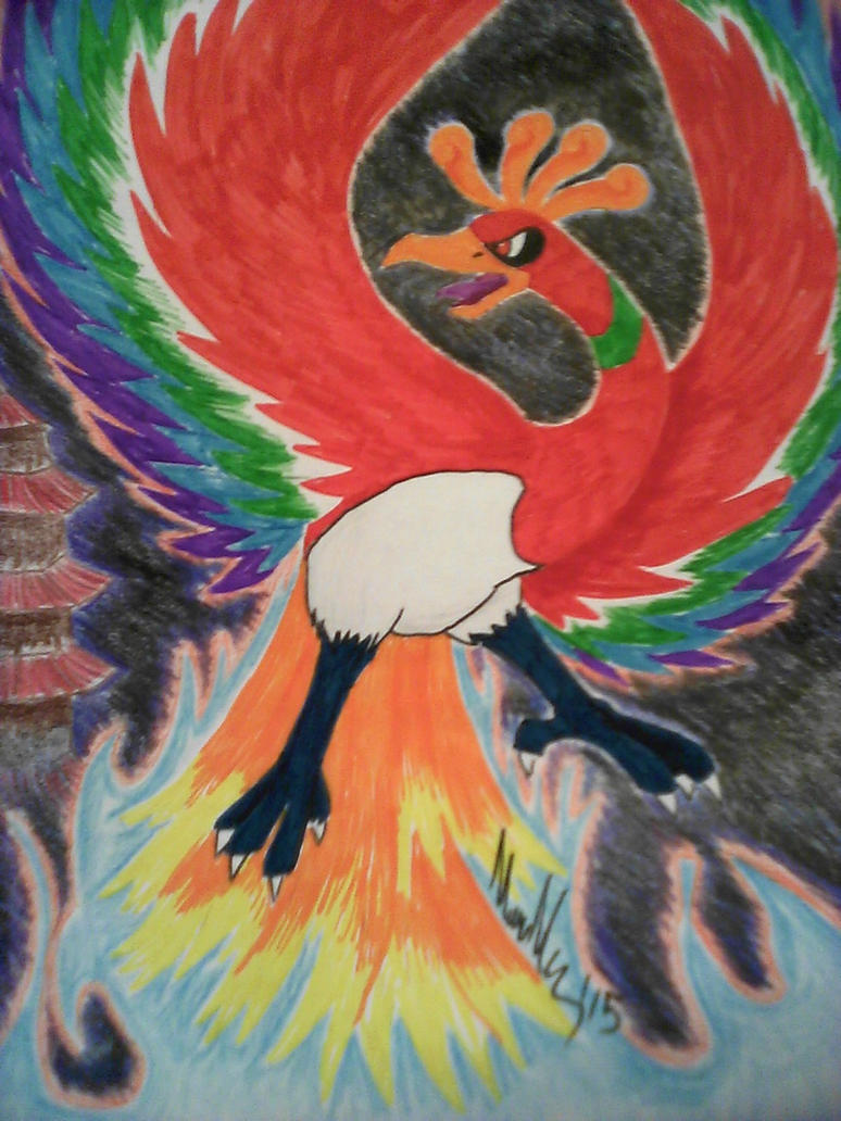 Sacred Fire by JashinsAngel
