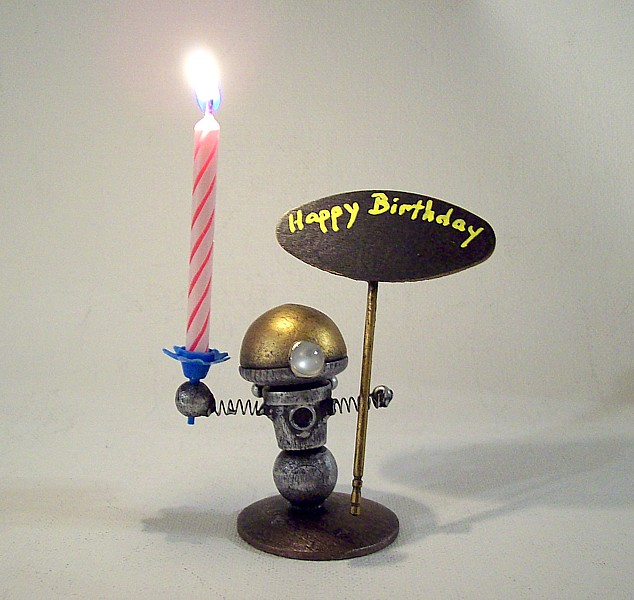 Le topic ANNIVERSAIRE - Page 40 Robot_Birthday_Cake_Candle_and_by_buildersstudio