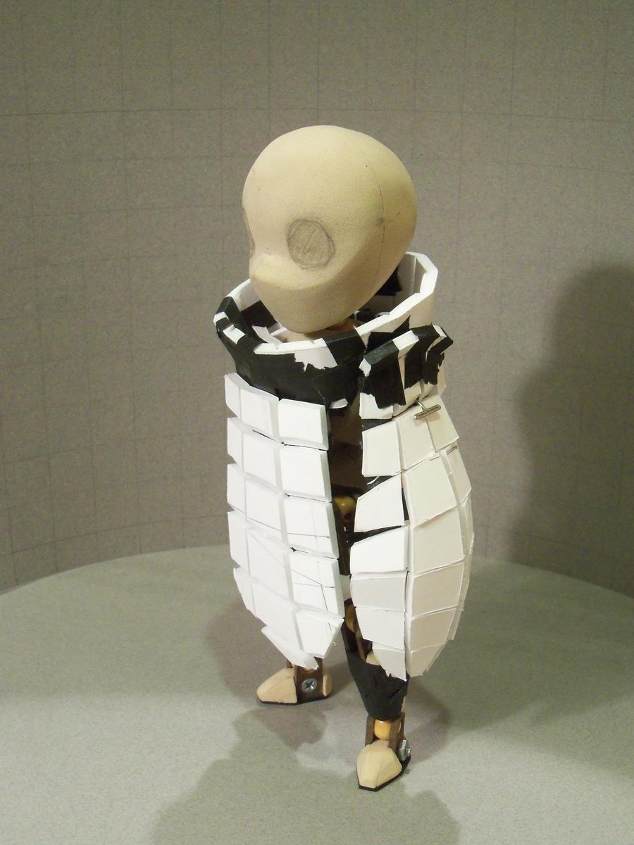 10 inch Spiral Knight - Armor WIP by KayKove