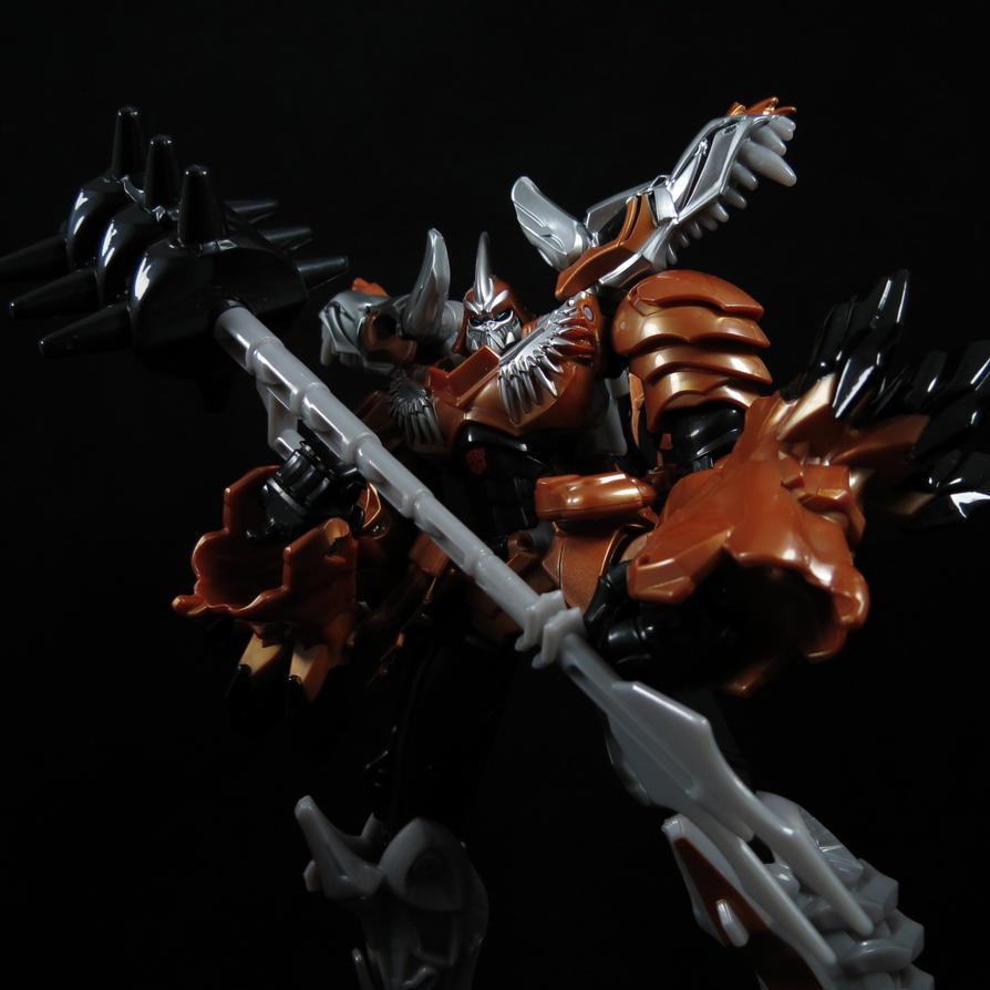grimlock 2 by Doubledealer93