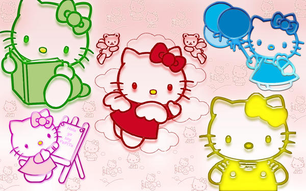 Hello Kitty HD Wallpaper > Hello Kitty wallpaper