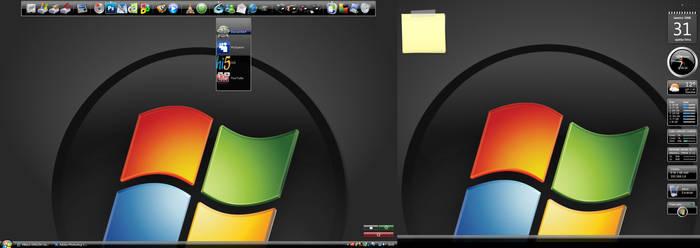My Desktop for 2008 by tonisl78