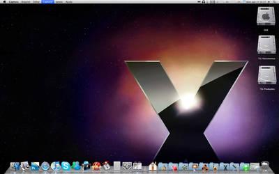 my desktop by tonisl78