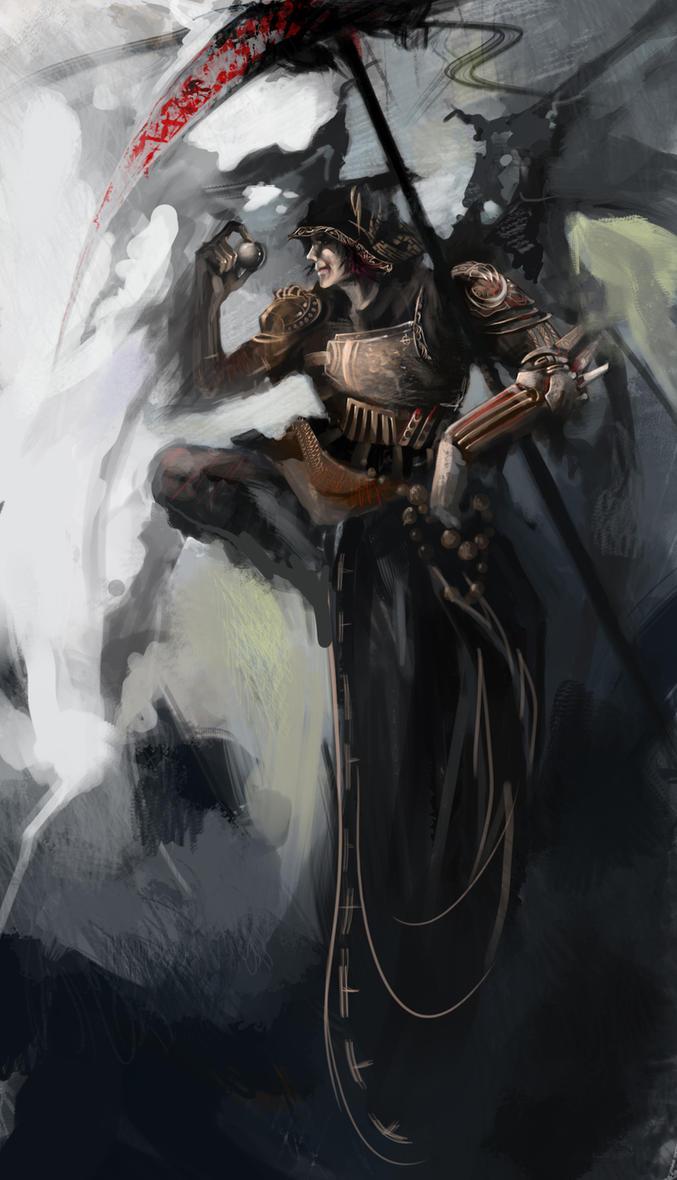 Mammon by chrnokakashi on DeviantArt