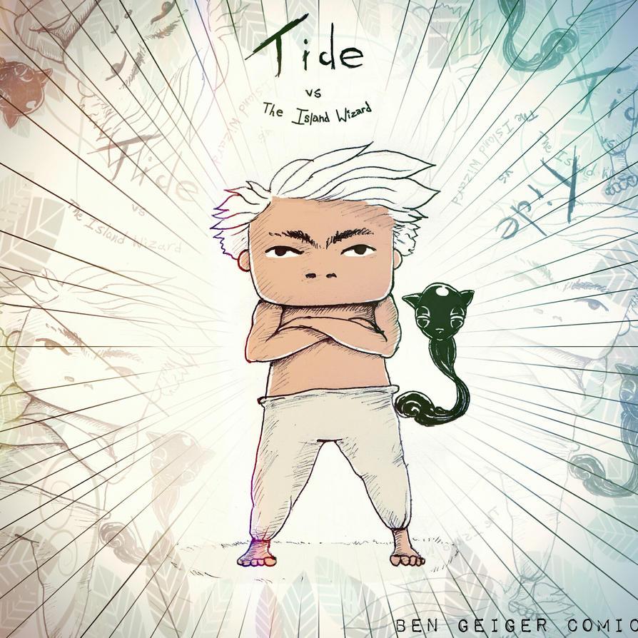 TIDE vs THE ISLAND WIZARD by joejoemuh9
