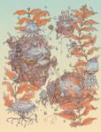 Limpid Souls by BenGeigerArt