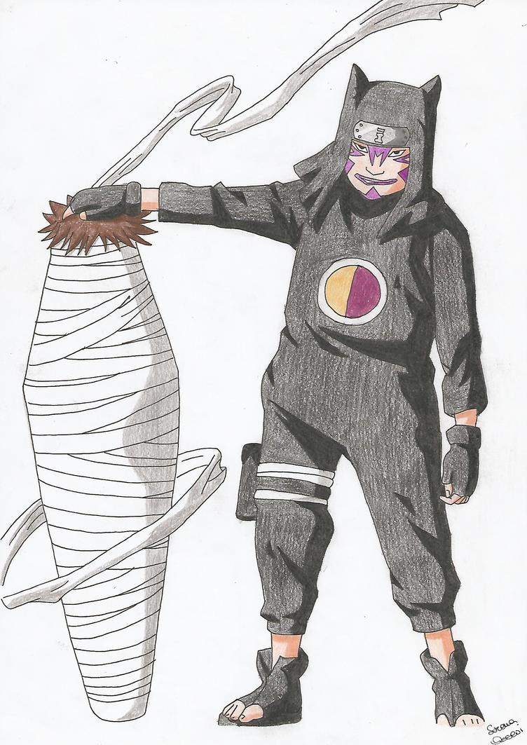 Sabaku No Kankuro 2 by Chibilory
