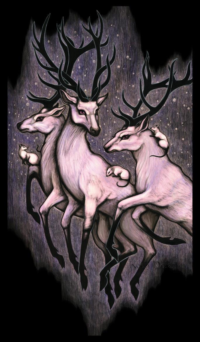 Three Princes by Lyekka