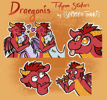 Draegonis Telegram Stickers