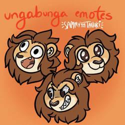 ungabunga Twitch Emotes