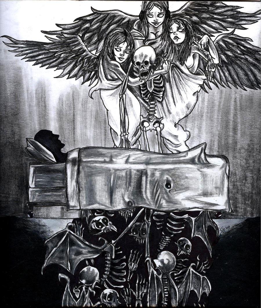 Afterlife by hamsterSKULL