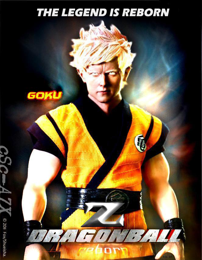 Goku Dragonball Evolution