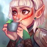 Elfroot Tea