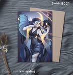 June Exclusive Nyx Print