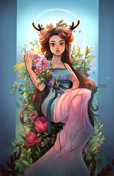 Kore, Maiden of Spring