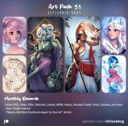 Art Pack 51 summary