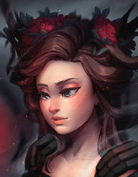 Persephone Portrait