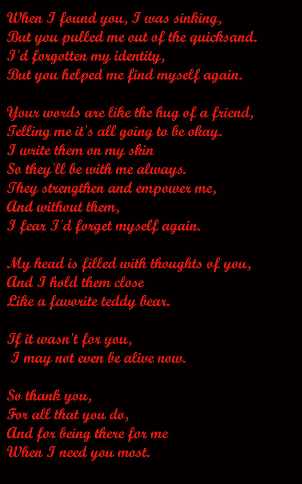 hate falling in love poem free love quotes