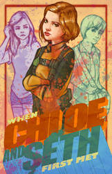 CHLOE AND SETH cover 2
