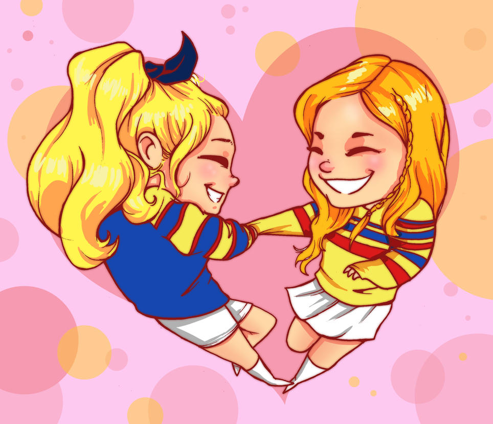 SeulRene by Mister15to1