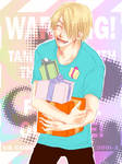 OP: Happy Birthday, Sanji