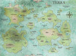 SN: World Map
