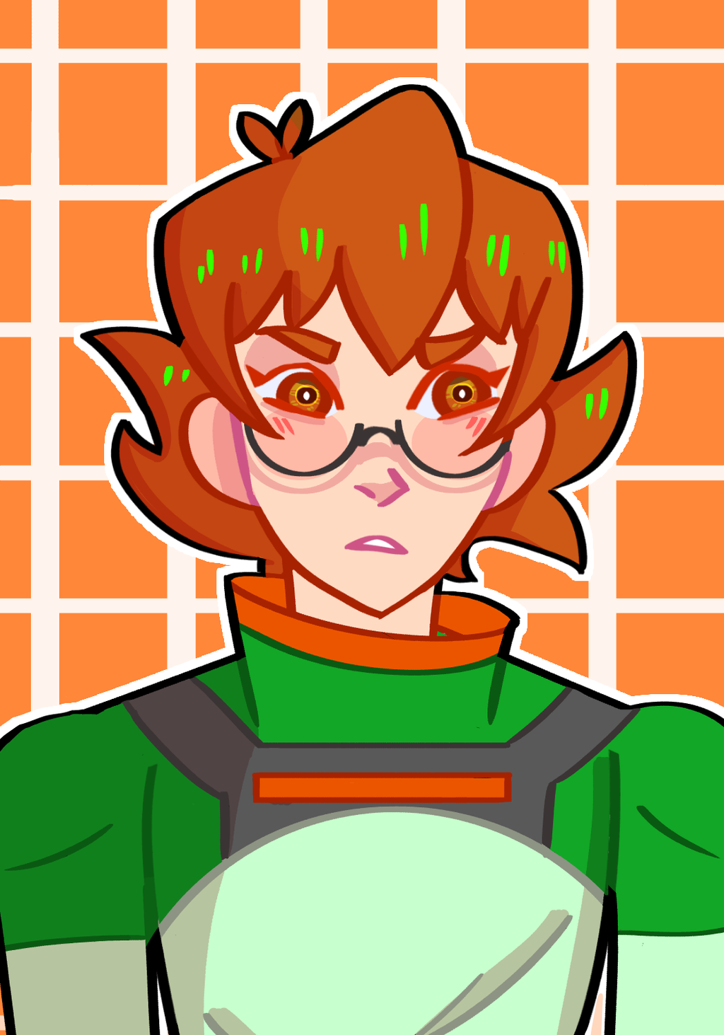 Pidge Pidge Pidge by TheSpiciestRamen