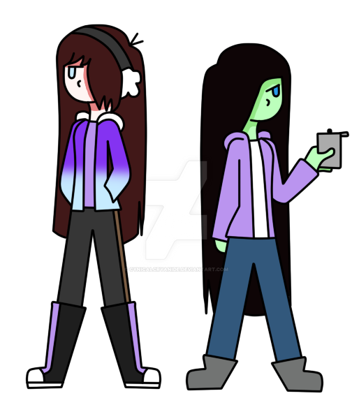 Tale Of Two Angsties *description* by CynicalCryanide