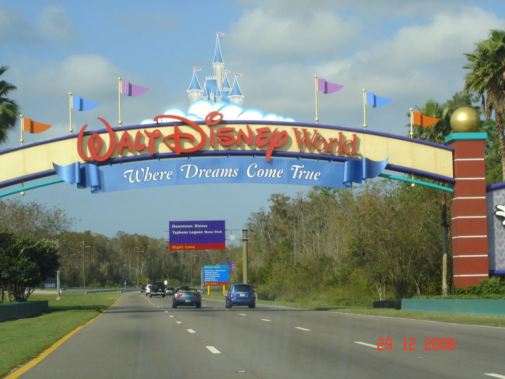 Walt Disney World by karoisi