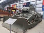 Matilda No.3 MkI Dozer Tank