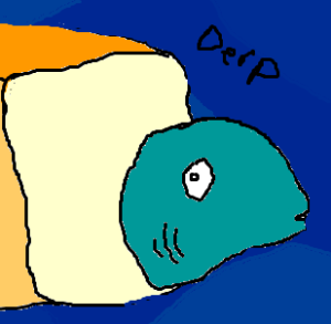 Ask breadfish breadfish deviantart for How to bread fish