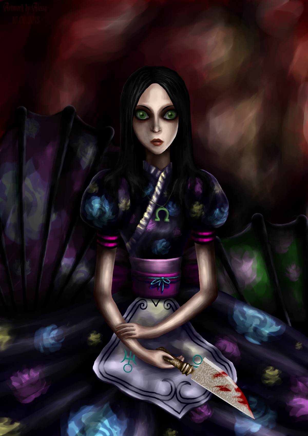 Alice Madness Returns by Alessa-DW