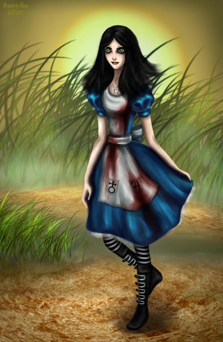 Alice by Alessa-DW