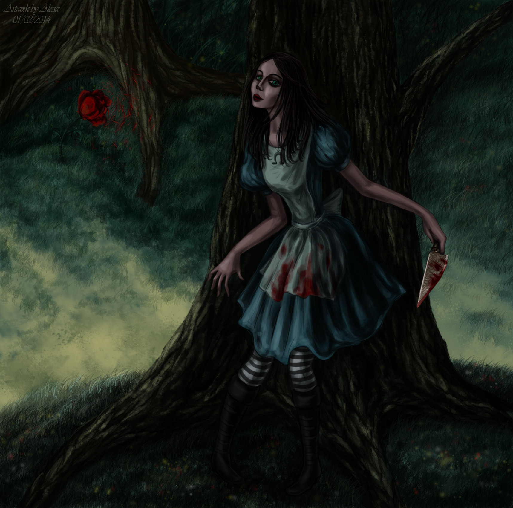 Wonderland by Alessa-DW