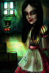 Alice Dollhouse By Sylly-97 and Alessa-DW / COLLAB by Alessa-DW