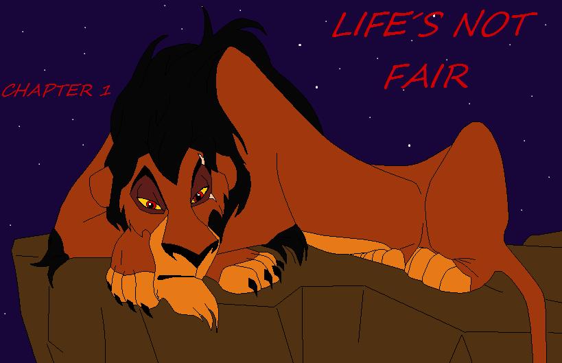TLK Life's Not Fair by nazow