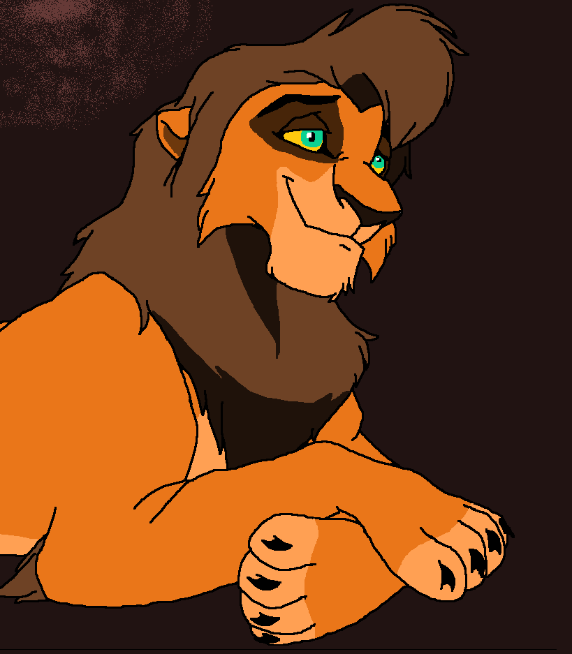 Lion Adoptable (CLOSED) by nazow