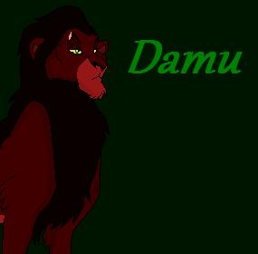 Damu by nazow