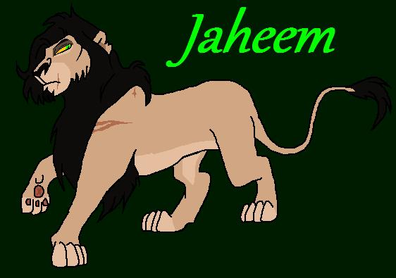 Jaheem by nazow