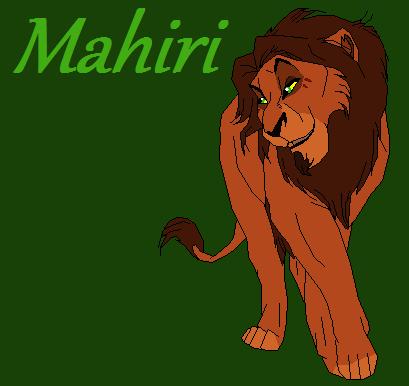 Mahiri by nazow