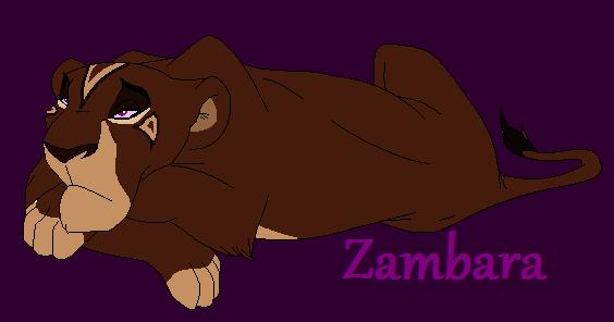 Zambara (Open) by nazow